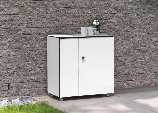 Design Terrassen-Sideboard Organizer S Flat von CITYGARTEN