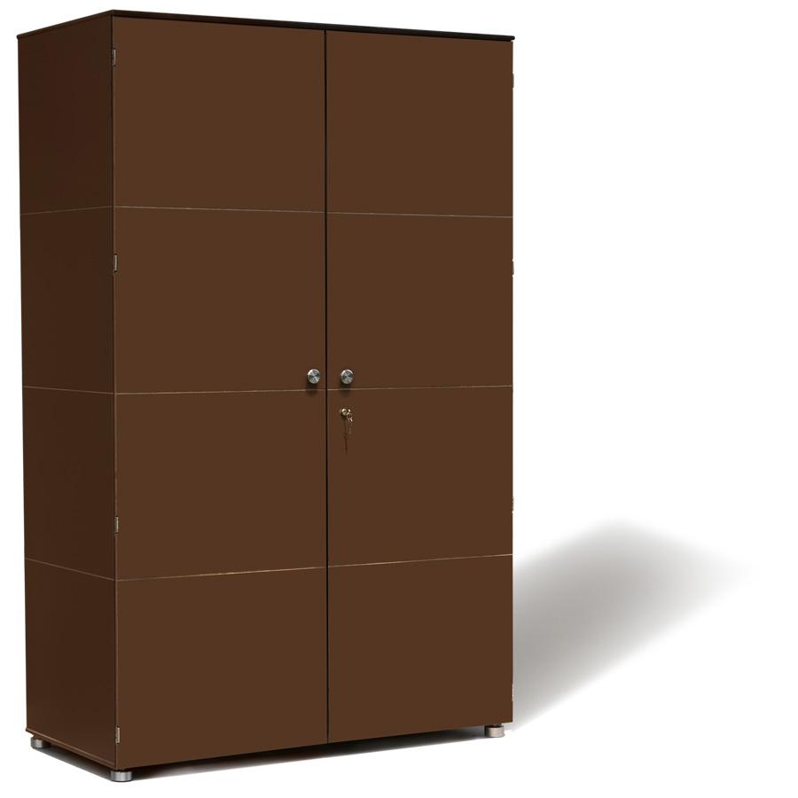 """gartenmöbel überwintern im neuen design-gartenschrank """"organizer xl"""