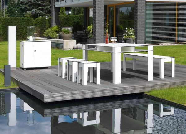 Maßanfertigung von Gartenmöbeln ist möglich